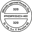 Officially approved Porsche Club 320
